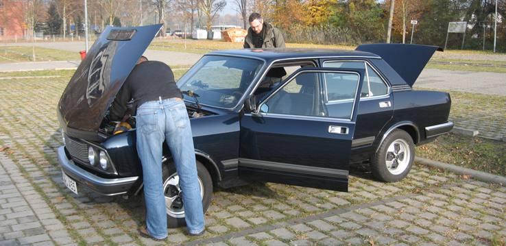 Kaufberatung bei Fahrzeugen